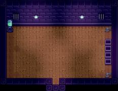 Interior del criadero de babas